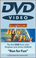 DVD Run for Fun